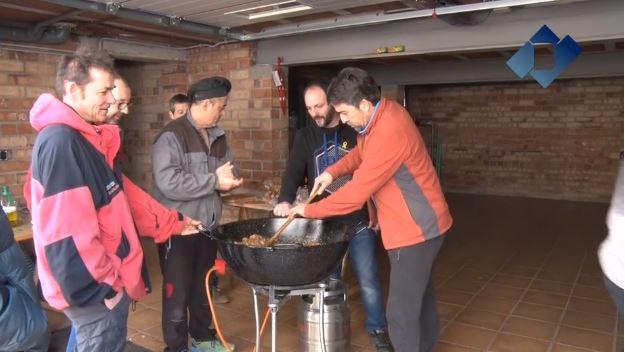 Térmens celebra la festa de les cassoles de Sant Sebastià