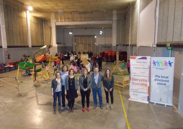 El Consell Comarcal de la Noguera porta la Festa dels Infants a Menàrguens