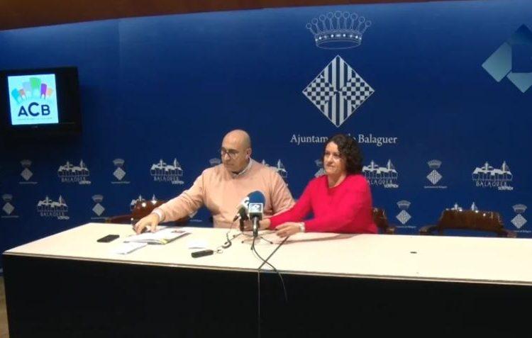 L'Associació de Comerciants de Balaguer disposarà de la seva targeta de fidelització a partir del mes de març
