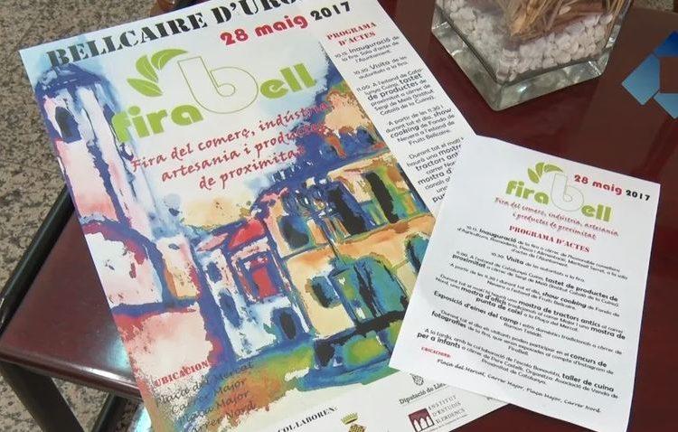 Bellcaire d'Urgell prepara la primera edició de FiraBell