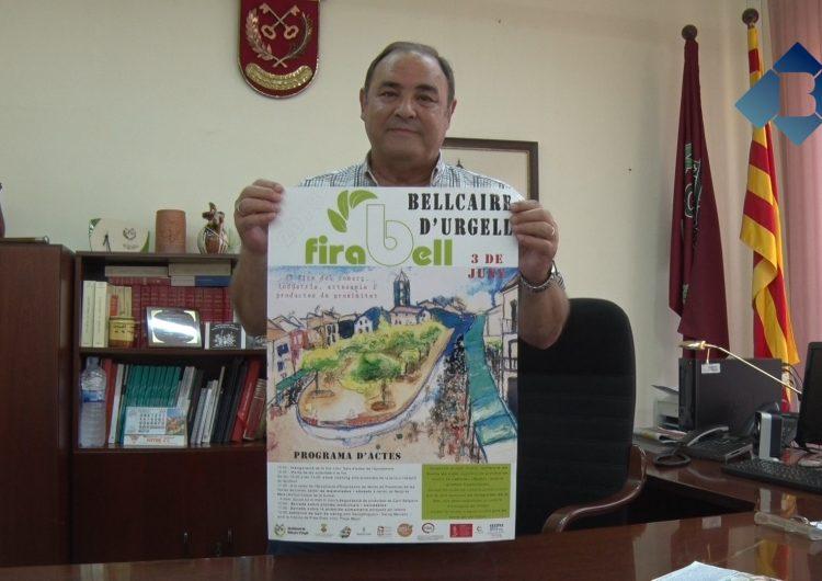 Bellcaire d'Urgell celebra aquest diumenge la II edició de FiraBell