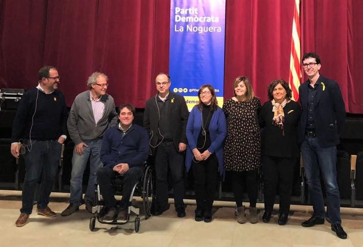 El PDeCAT reconeix la tasca del diputat Antoni Balasch