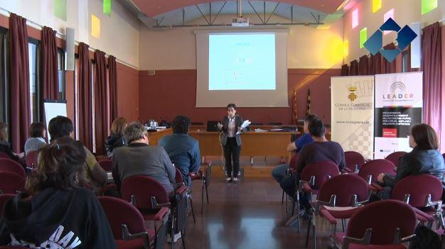 El GAL Noguera-Segrià Nord presenta el projecte d'un distintiu territorial de producte agroalimentari de la Noguera