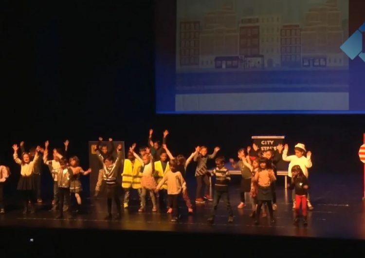 """El Teatre Municipal acull l'estrena de l'espectacle """"The city of fame"""" emmarcada dins del projecte Gaspar School"""