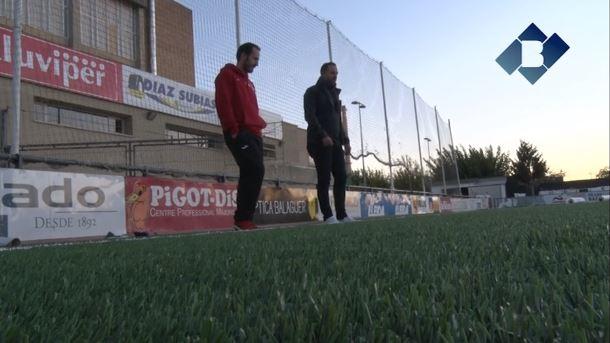 El C.F. Balaguer prepara una festa de club per inaugurar la nova gespa artificial