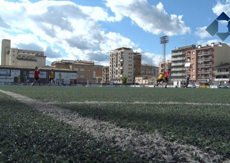 L'Ajuntament de Balaguer substituirà la gespa artificial del Municipal