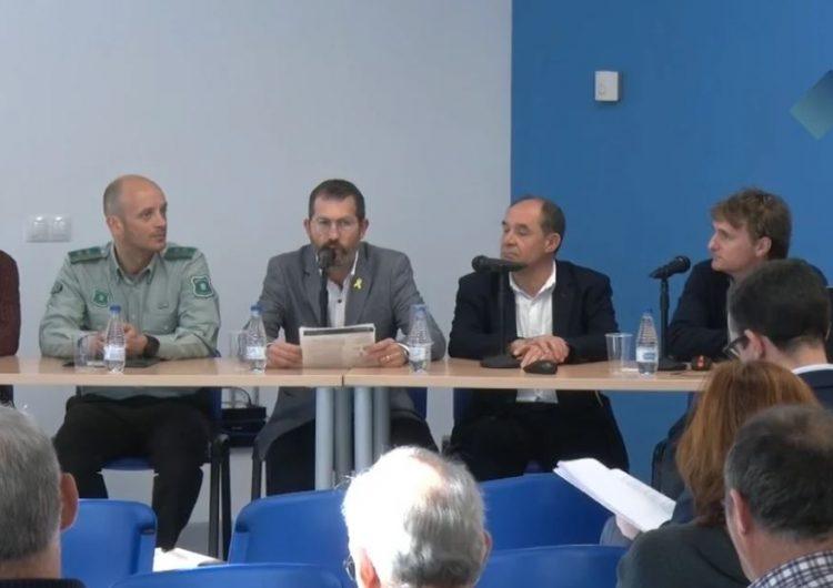 """El CEI de Balaguer acull la jornada tècnica """"La gestió de l'aigua en l'àmbit agroalimentari i rural"""""""