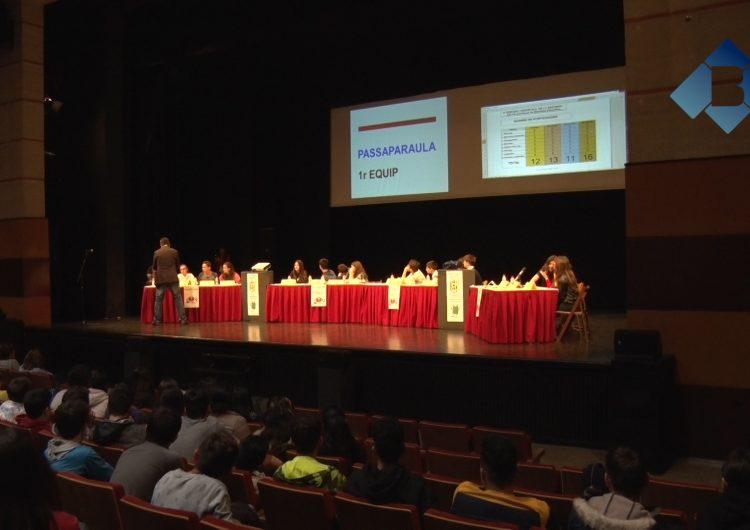 L'escola Vedruna guanya la 9a edició de la Gimcana lingüísitca