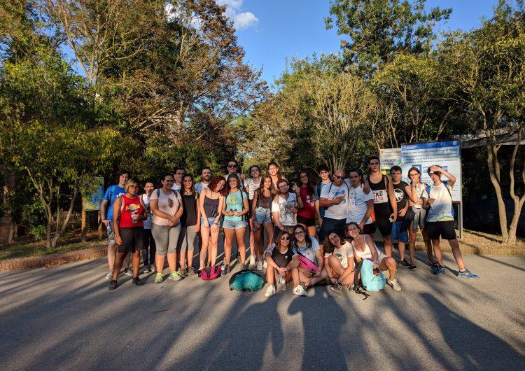 La trobada de joves de la Noguera i l'Alt Empordà tanca el primer Encomarca't