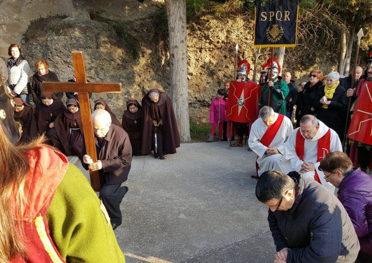 Via Crucis de Divendres Sant a Balaguer