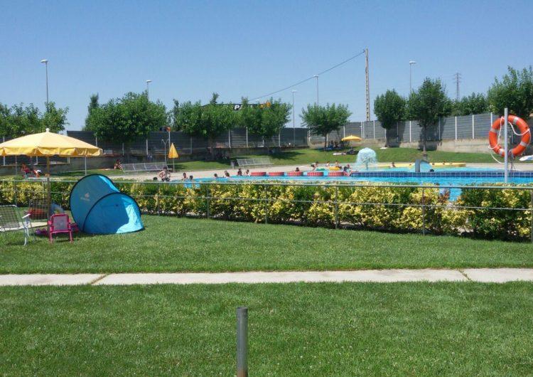 Comença la temporada de bany a les piscines d'estiu de Balaguer