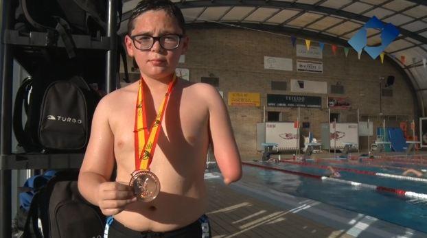 Iker Ruiz, bronze als campionats estatals per autonomies de Palma de Mallorca