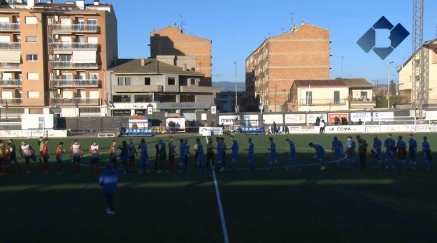 El C.F.Balaguer posa fi a l'any 2017 amb un primer tram de temporada irregular