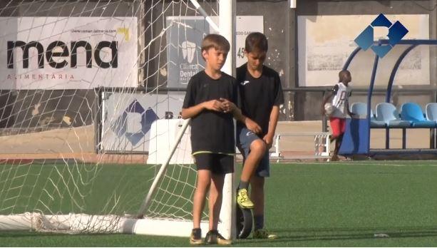 Jan Peries, jugador aleví del CF Balaguer, fitxa pel RCD Espanyol