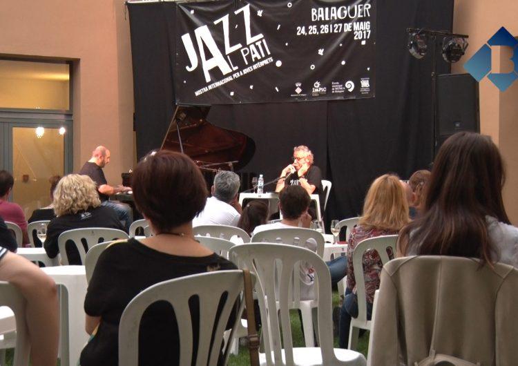 """Comença la mostra internacional """"Jazz al Pati"""" de Balaguer"""