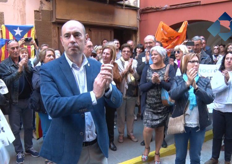Jordi Ignasi Vidal s'acull al dret de no declarar davant el fiscal