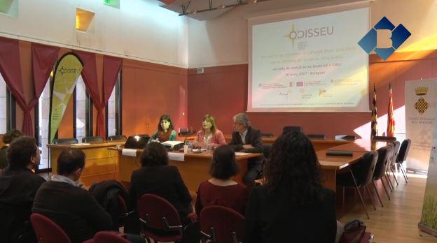 Jornada tècnica dels tècnics de joventut i dels Grups d'Acció Local de Catalunya