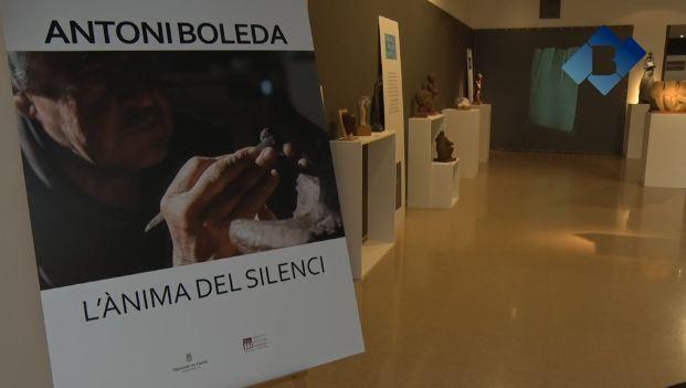 """""""L'ànima del silenci"""" d'Antoni Boleda arriba al Museu de la Noguera"""