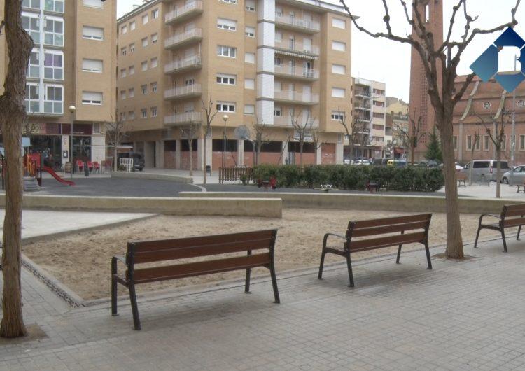 Balaguer instal·larà un espai infantil adaptat per nens amb discapacitat a la plaça Lluís Companys