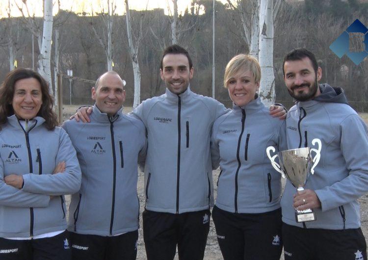 L'equip Logiesport Balaguer guanya la Lliga de curses de muntanya de la Noguera