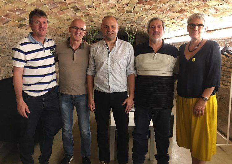 Josep Torres (JuntsxCat) nou alcalde de La Sentiu de Sió