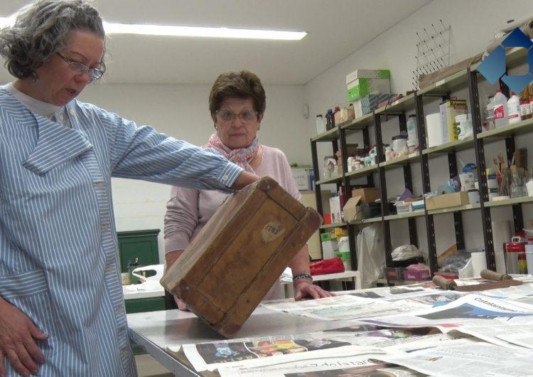 """Comença la segona edició del taller de conservació """"La caixa de ma padrina"""""""