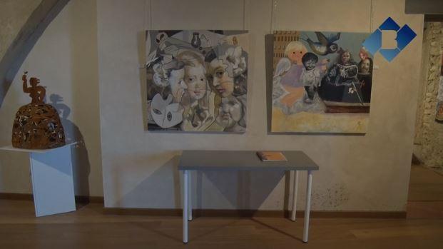 """El quadre de """"Las Meninas"""" protagonista de l'exposció de primavera del Castell d'Os de Balaguer"""