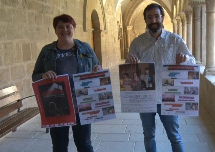 """El Monestir de les Avellanes presenta una nova edició del cicle """"Música i Patrimoni"""""""