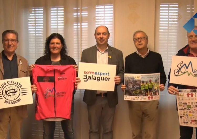 La 11a edició de la marxa cicloturista Montsec Montsec es celebrarà el proper 18 de maig