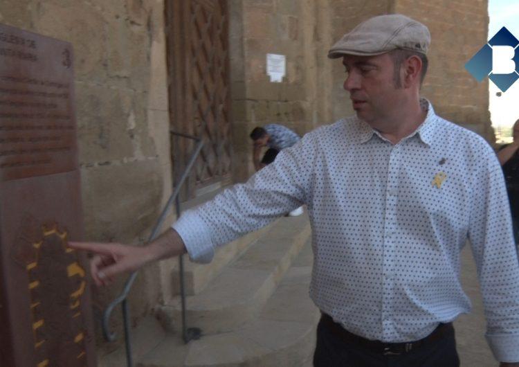 Balaguer presenta la 1a fase de les obres de millora de l'acessibilitat turística de la ciutat