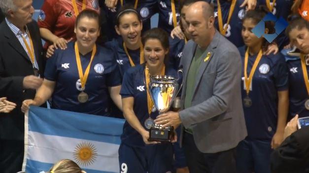L'Ajuntament de Balaguer valora molt positivament l'organització del Mundial de futbol sala