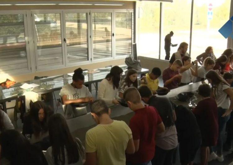 En marxa les visites escolars al Museu de l'Or de Balaguer