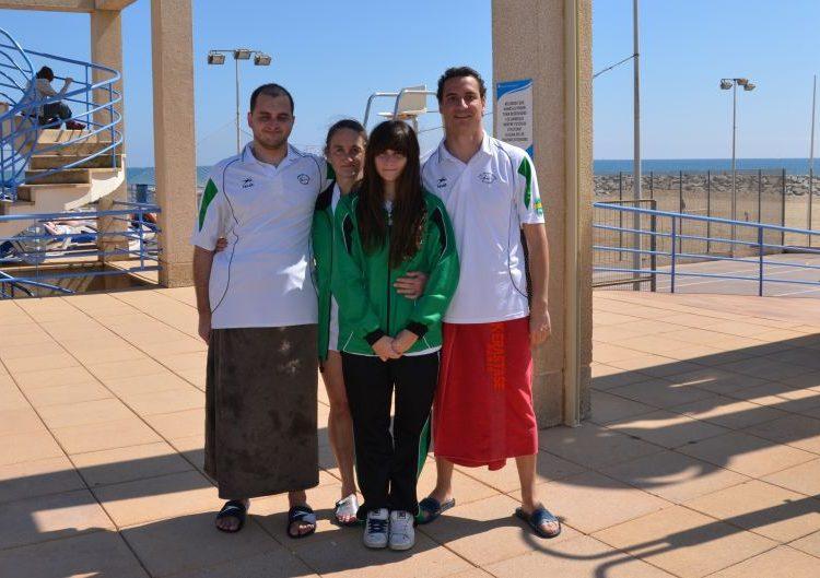 El CEN Balaguer aconsegueix molt bons resultats a l'Open Màster de Natació