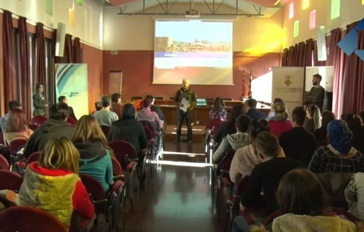 El Consell Comarcal de la Noguera celebra la 3a edició de la jornada de networking entre empresaris i joves de la comarca