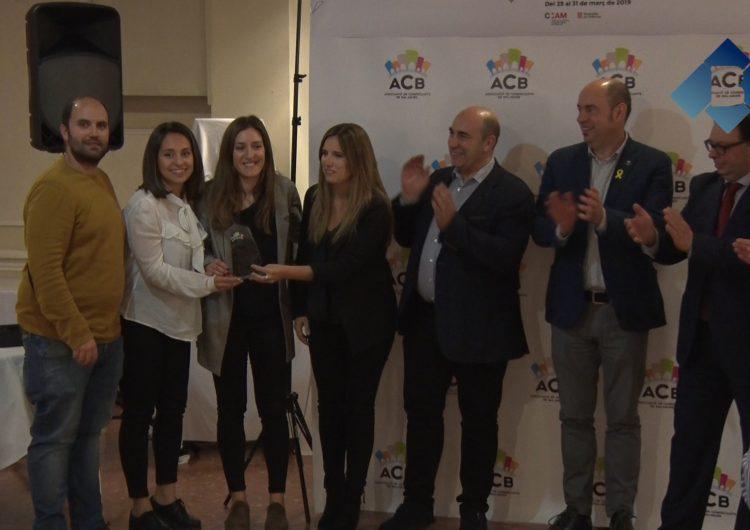 Balaguer Televisió, premi a l'emprenedoria a la Nit del Comerç de Balaguer
