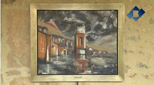 """El claustre del Monestir de les Avellanes acull l'exposició """"No a l'oblit"""""""