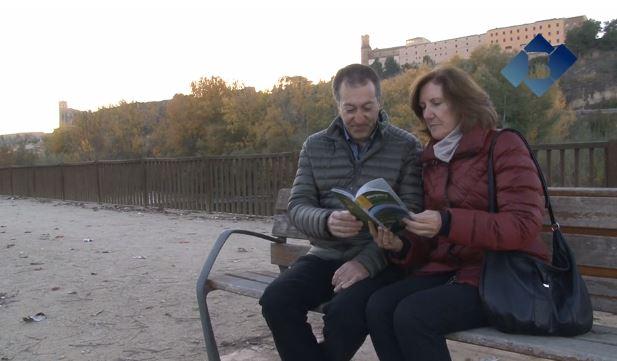 """Antònia Ortiz i Francesc Antillach presenten """"Noguera, 17 excursions a peu"""""""