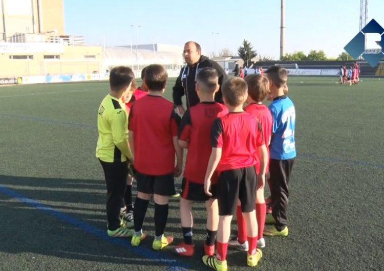El benjamí 'A' del C.F.Balaguer prepara nous reptes després de guanyar el títol de lliga