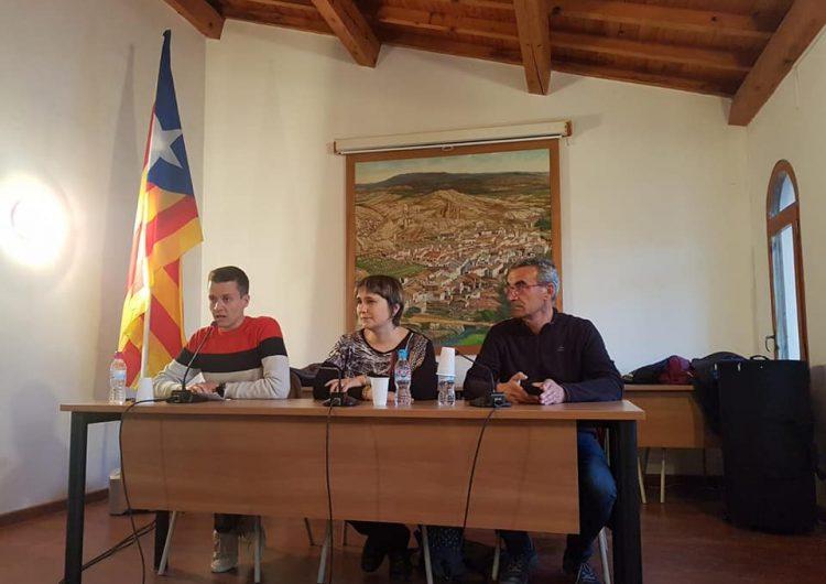 Omar Noumri presenta la seva candidatura a Castelló de Farfanya i agraeix el suport rebut després de les crítiques de Lafay