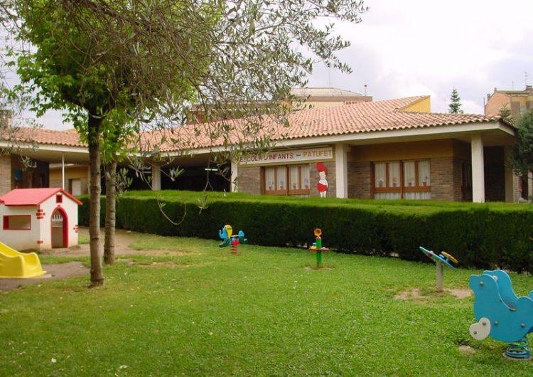 Les llars d'infants municipals de Balaguer celebren aquest dissabte les jornades de portes obertes