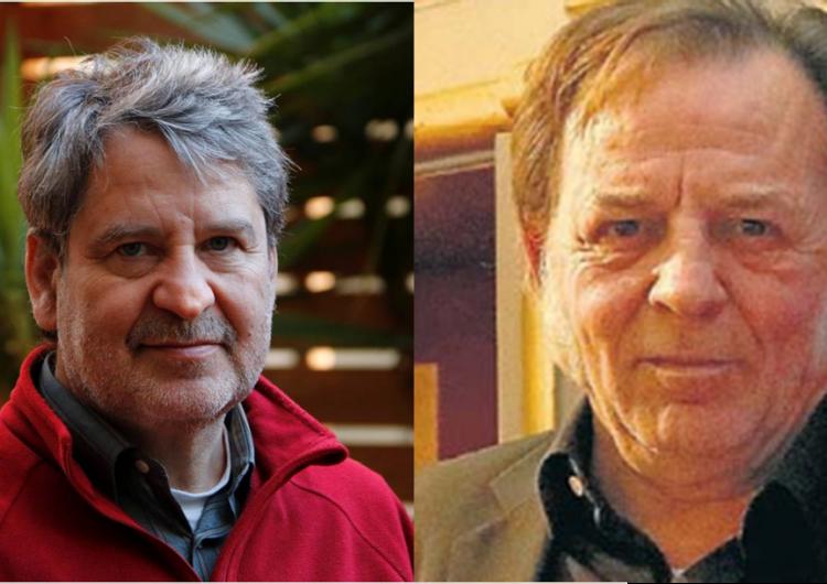 Els escriptors balaguerins Francesc Puigpelat i Carles M. Sanuy guanyen els dos premis literaris del Ciutat de Palma