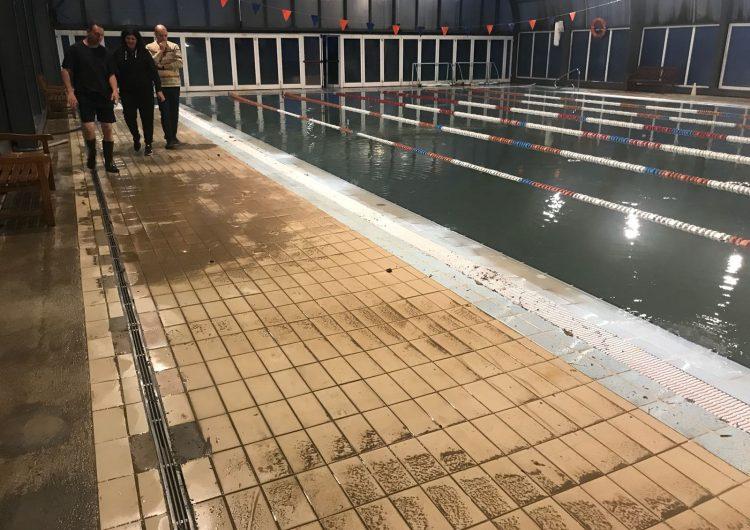 La piscina municipal, tancada fins el pròxim 29 de maig