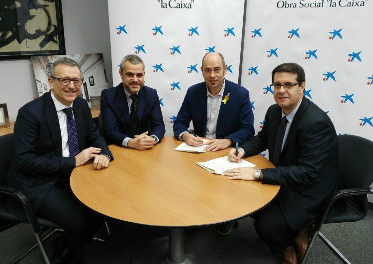 El Poliesportiu de Balaguer tindrà una plataforma elevadora per facilitar l'accés a persones discapacitades