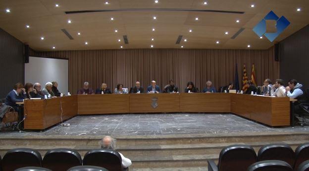 L'Ajuntament de Balaguer aprova una modificació pressupostària en ple extraordinari