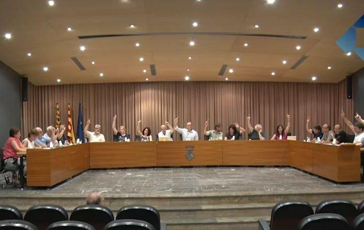 L'Ajuntament de Balaguer celebra el ple municipal del mes de setembre