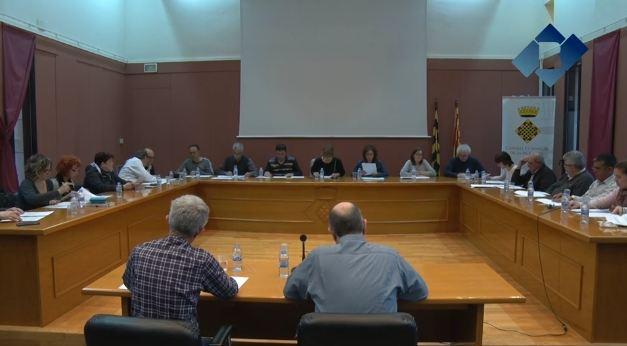 El Ple del Consell Comarcal aprova un conveni amb l'Ajuntament de Balaguer