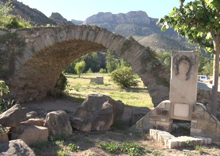 """El Consell Comarcal debatrà la declaració de Bé Cultural d'Interès Local del """"Pont trencat"""" de Camarasa"""
