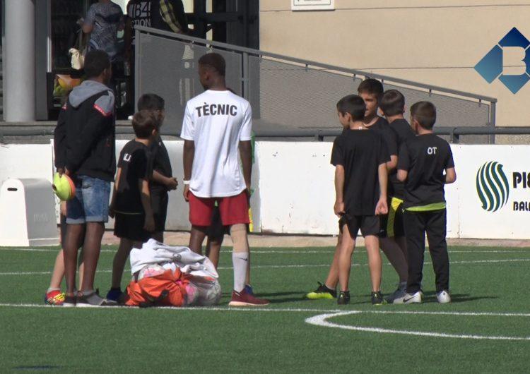 El CF Balaguer obre les portes dels entrenamens dels seus equips de futbol 7