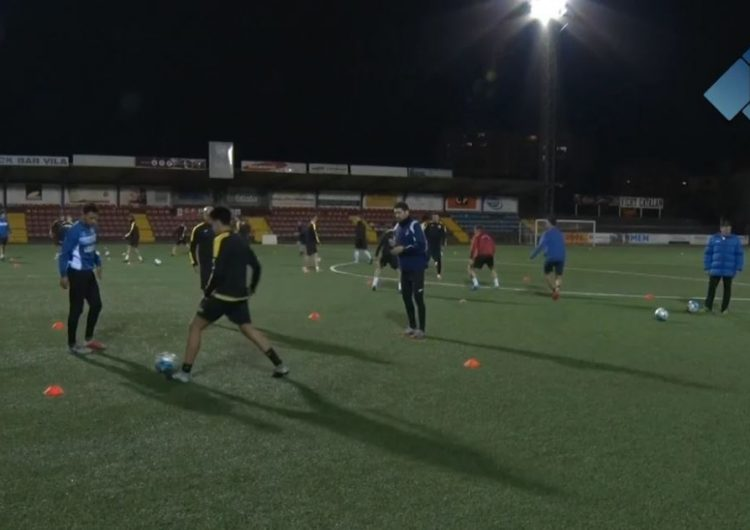 El CF Balaguer afronta un partit complicat davant del CE Manresa