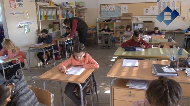 Els centres escolars de Balaguer preparen les proves d'avaluació diagnòstica